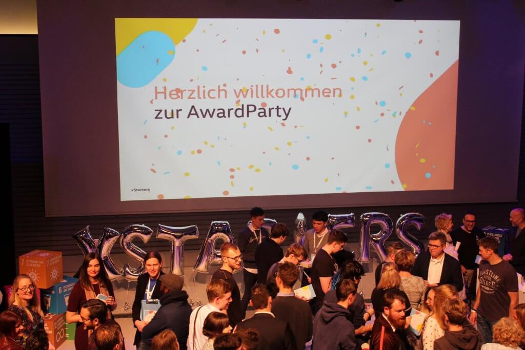 award party
